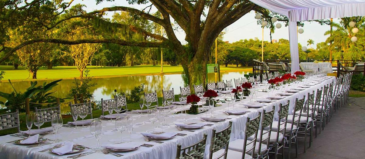 Consejos para organizar una boda campestre bodas en cali for Bodas de noche en jardin