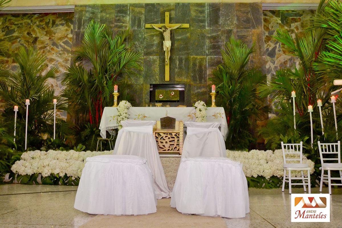 Decoraci n de bodas la entrada a la iglesia bodas en - Decoracion para entradas ...