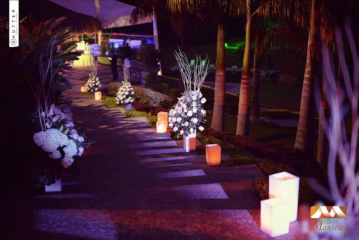C mo iluminar tu boda bodas en cali decoraci n de - Decoracion iluminacion ...