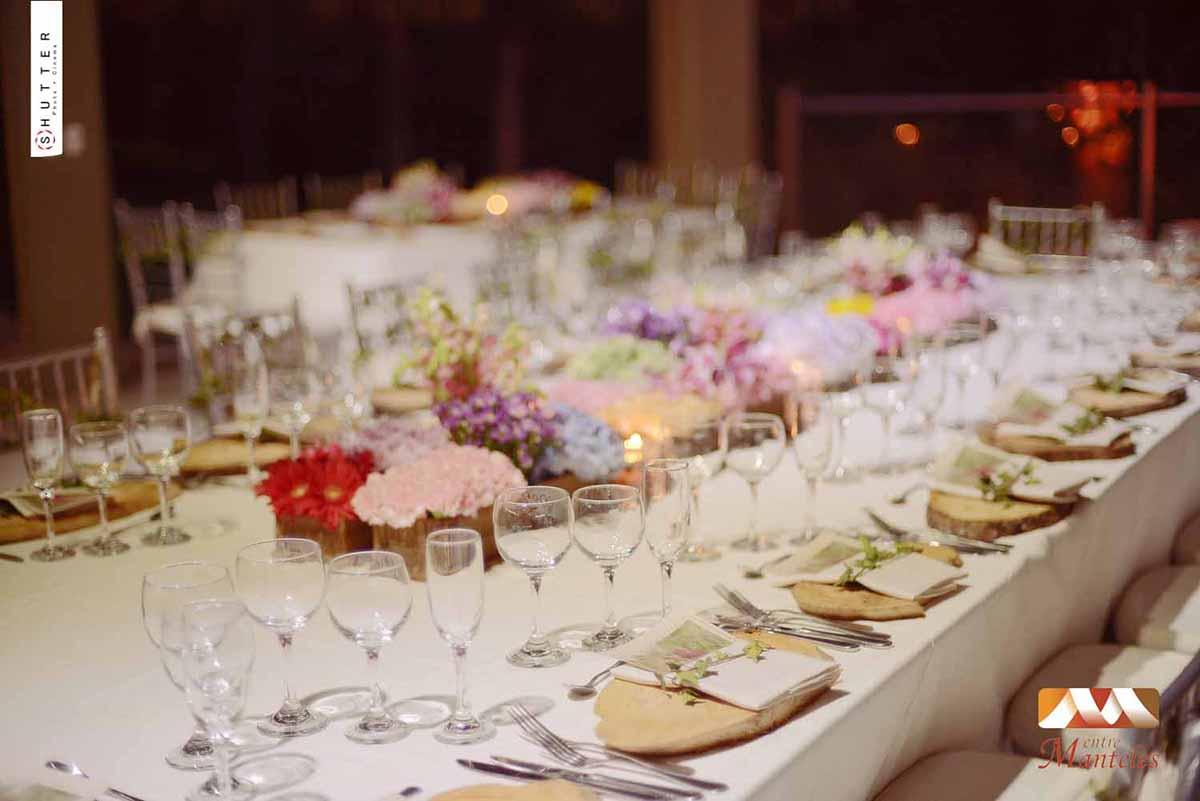 Decoraci n de bodas estilo minimalista tendencias for Boda decoracion