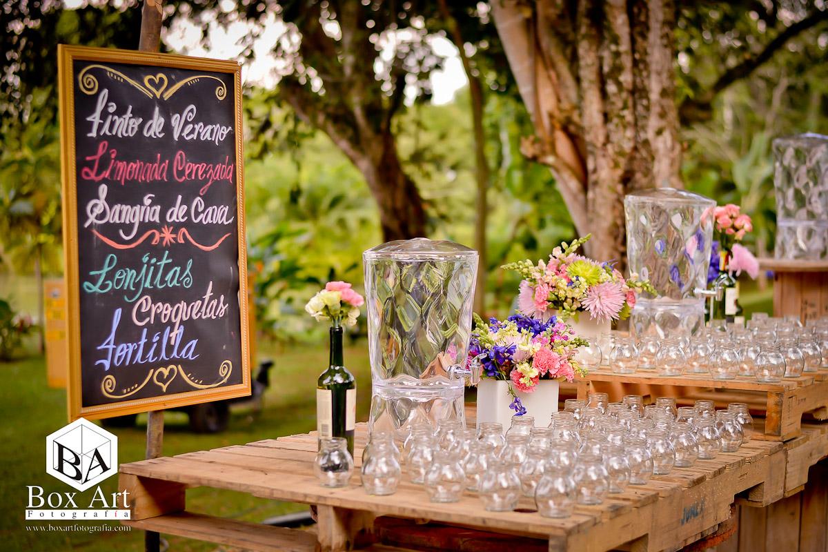 Organizaci n de bodas en cali tendencias de bodas - Decoracion boda vintage ...