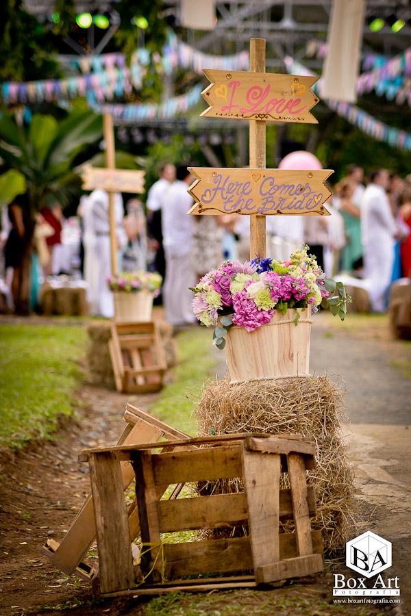 Detalles r sticos para tu matrimonio campestre bodas en - Decoracion rustica campestre ...