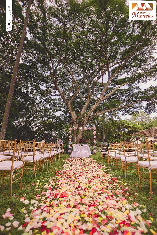 Tendencias de bodas bodas coloniales matrimonios - Decoracion rustica campestre ...