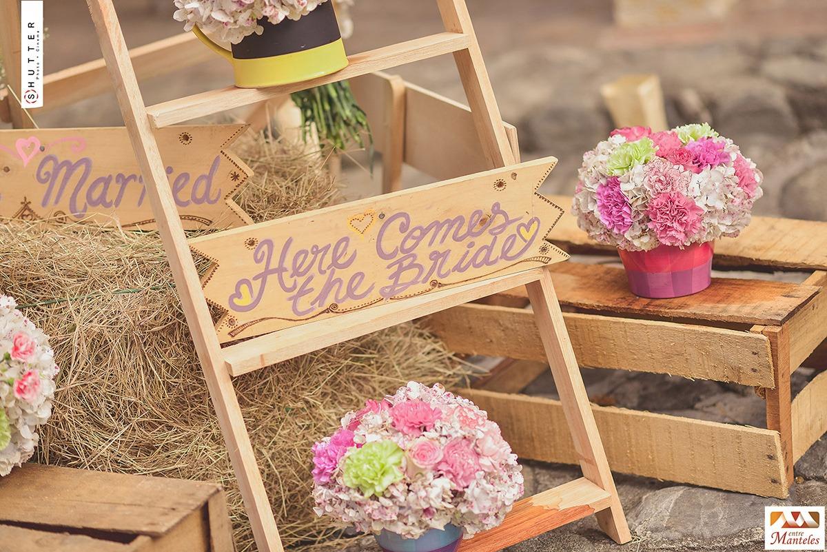 Blog entremanteles decoraci n bodas en cali - Decoracion rustica campestre ...