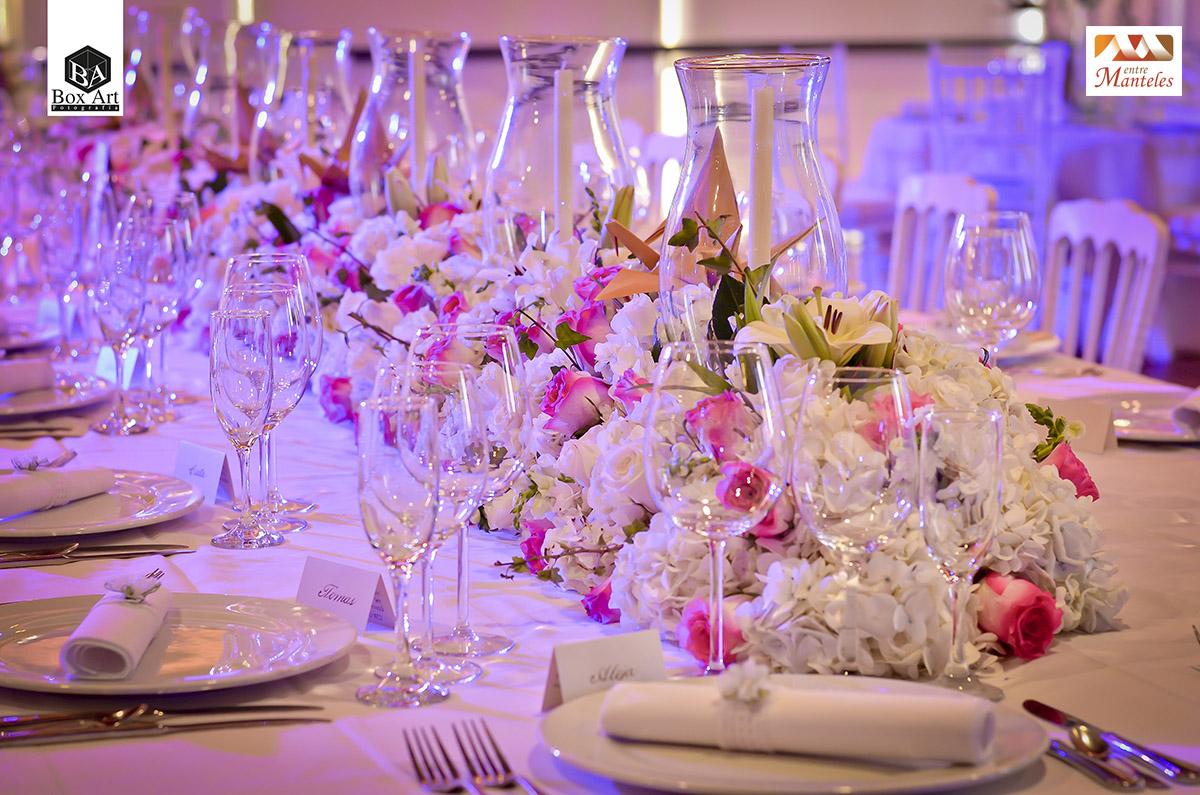 Galer a decoraci n de bodas lujo glamour en bodas de for Decoracion azoteas fotos