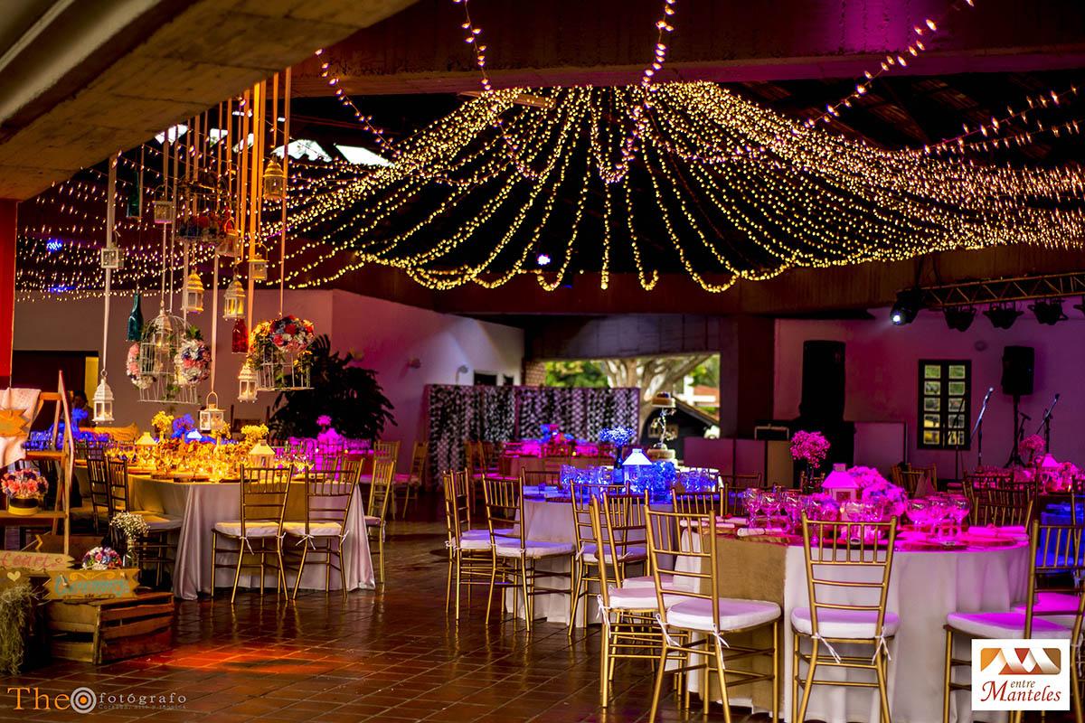 Bodas decoraci n bodas en cali entremanteles for Decoracion en bodas 2016