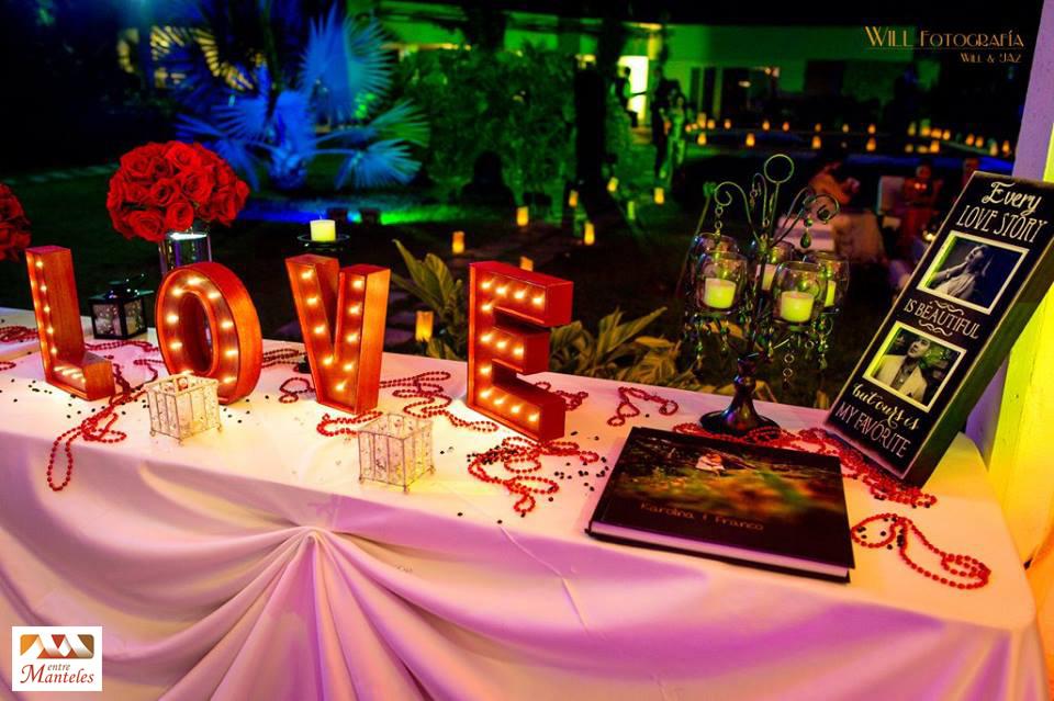 Bodas y matrimonios - Decoracion matrimonio ...