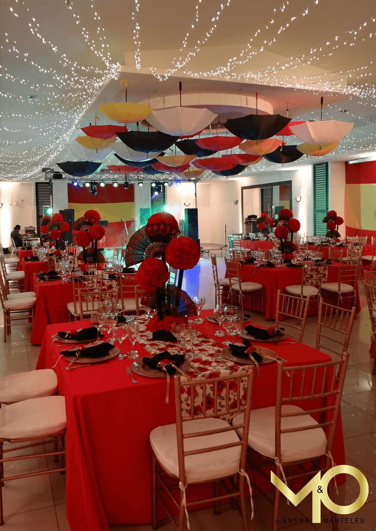 Fiesta flamenca fiestas tem ticas entremanteles bodas cali y bogot eventos sociales y - Bodas tematicas ...